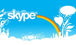 How to use Skype in the Middle East