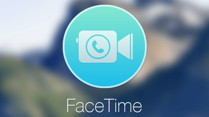 Facetime in UAE
