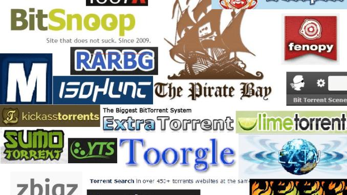Unblock Torrent Sites