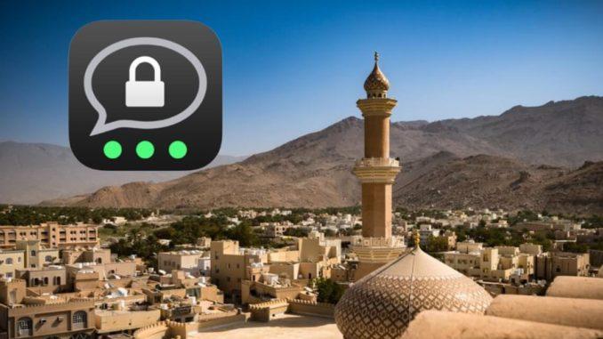 Threema in Oman