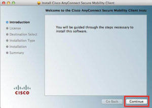 cisco anyconnect vpn client for mac os x